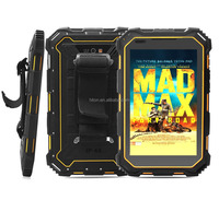 7 inch waterproof tablet pc HR933 tablet IP68 Quad core Android 4.4 waterproof rugged tablet with 3G phone function