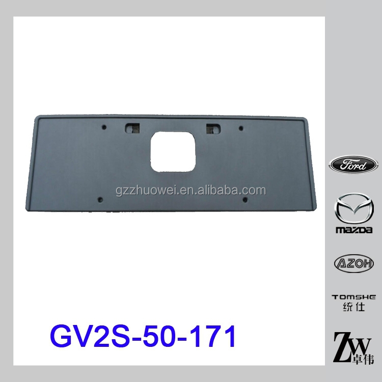FAW Mazda 6 Parts Front Car Licence Plate Frame GV2S-50-171