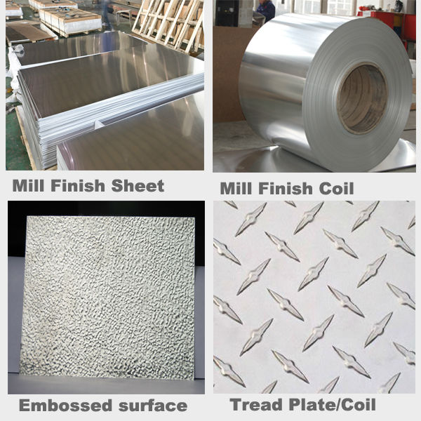 Alloy 5005,5052,5754,5083 Hot Roller Aluminum Sheet
