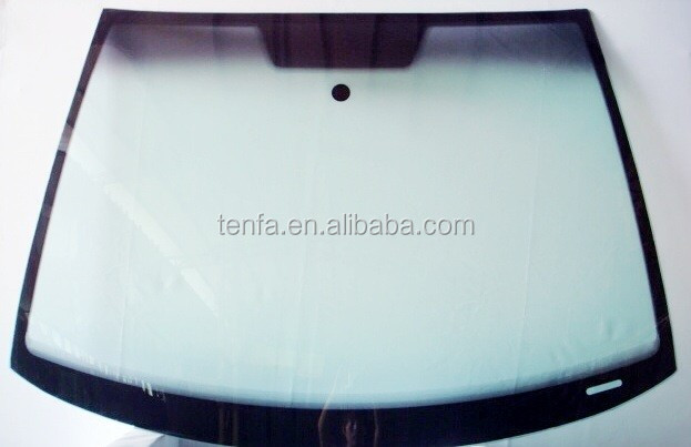 Auto glass benson ,car laminated front windshield glass