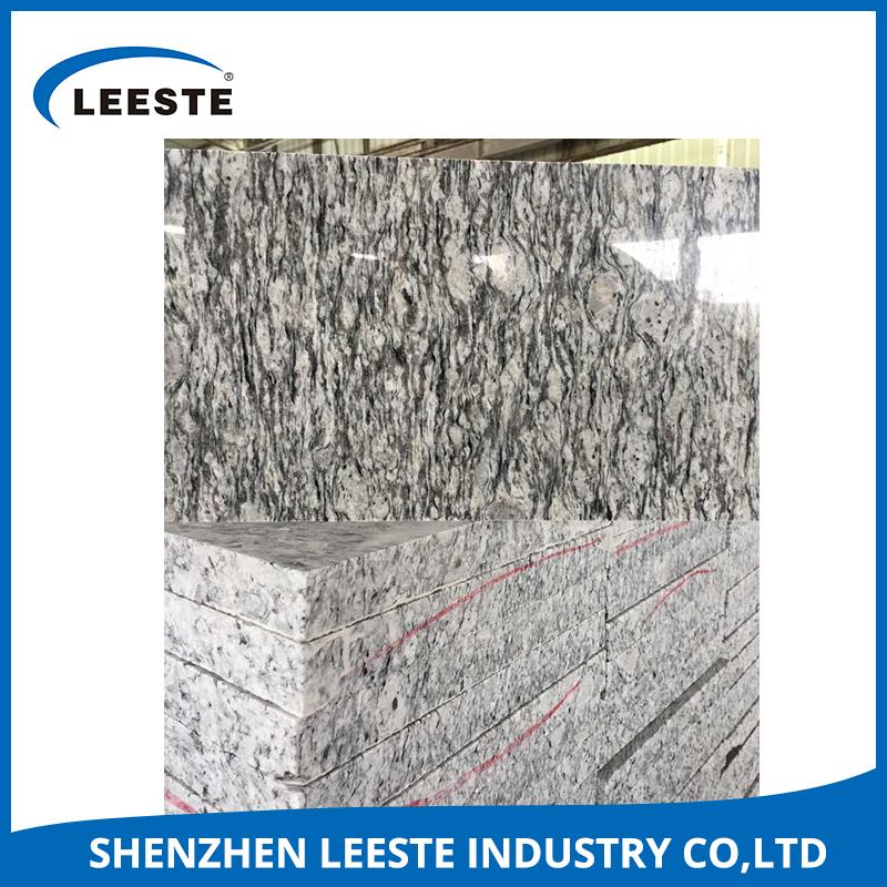 2700 kg cubic meter density split faced wave white galaxy granite buy white galaxy granite
