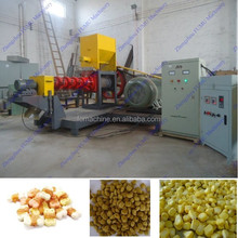 2014 new type high efficiency pet fish food extruding machine