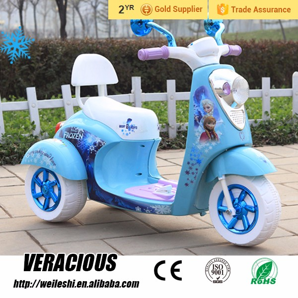 Hot selling three wheel motorcycle for sale balance motorbike for wholesales
