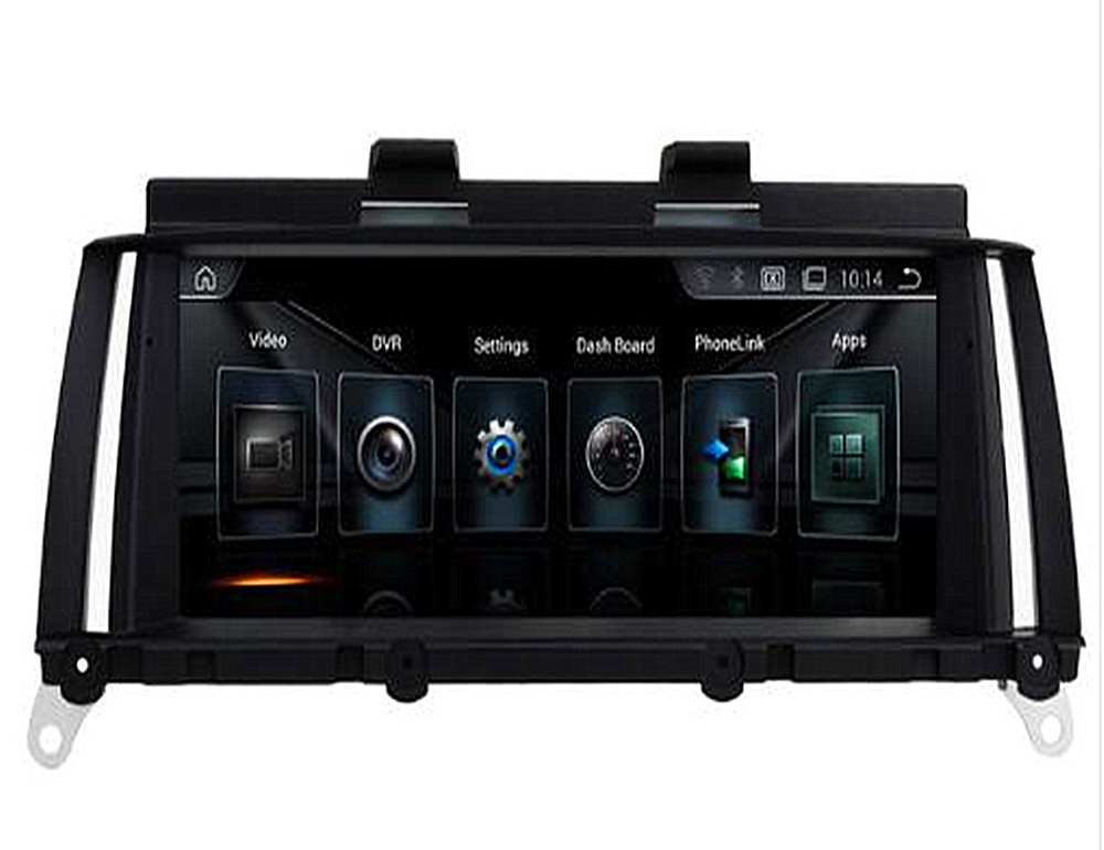 "Quad Core <strong>Android</strong> 7.1 8.8"" Car Multimedia Player GPS Navigation for BMW X3 F25 2011 - 2013 with BT NBT SD USB AUX WiFi 1024*600"