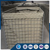 2017 Super quality hot dipped galvanized welded hesco barriers for military / flood control