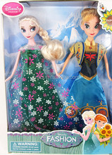 New frozen doll 11.5inch elsa anna princess toys baby doll love doll barbie