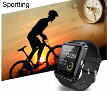 Fitness Tracker Health Sports Pedometer Bluetooth Smart Watch U8