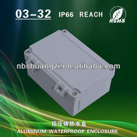 newest small waterproof aluminum box