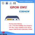 FTTH optical devices GPON ONT/ONU wireless router 4GE