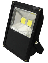 UL listed IP65 100w floodlight LED outdoor waterproof led light