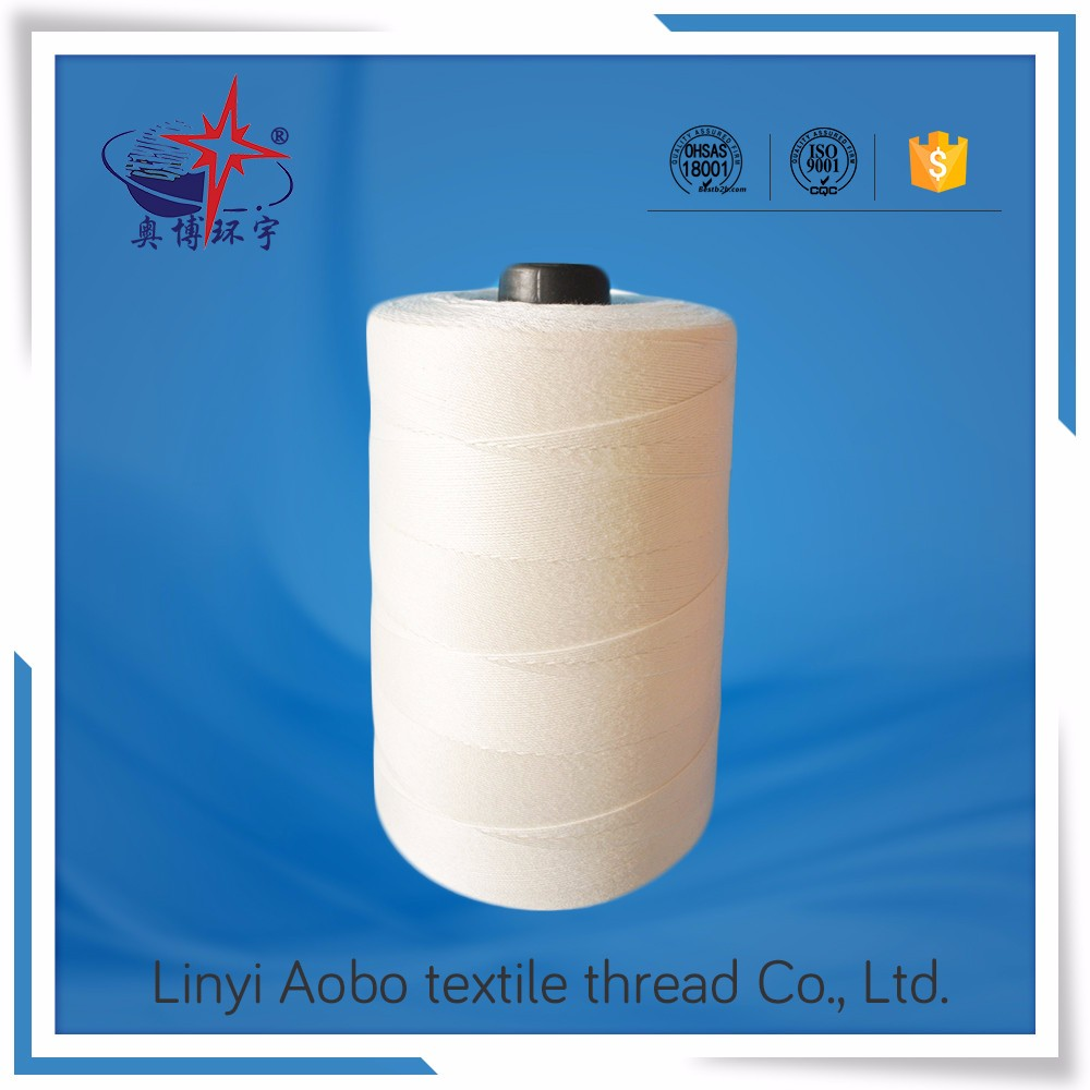 Chemical Resistance Feature and 100% Polyester Material bag closing sewing thread A3*4