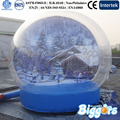 Customized pvc inflatable crystal popular for sale