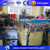PVC plastic wood door panel making machine
