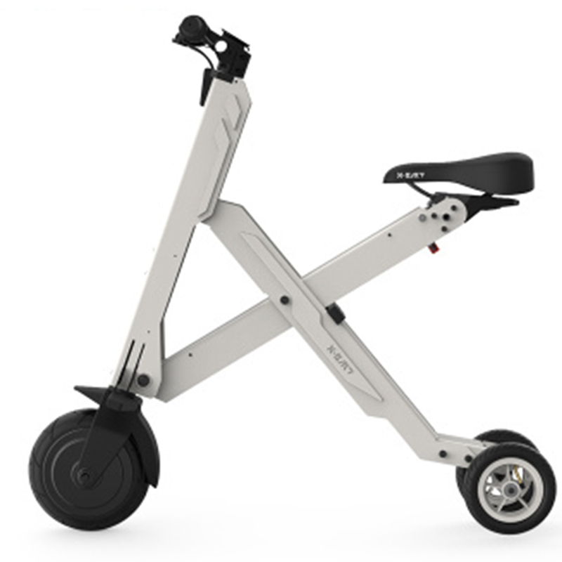 Lithium battery power supply Wholesale tricycle High quality cheap folding mobility scooter for adult