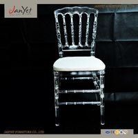 Factory Direct Events Wedding Resin Tiffany Chair