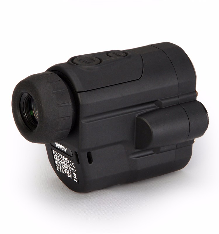Original Yukon Extend LRS-1000 Rilfe Scope Laser Range finder Hunting SKU # 27051