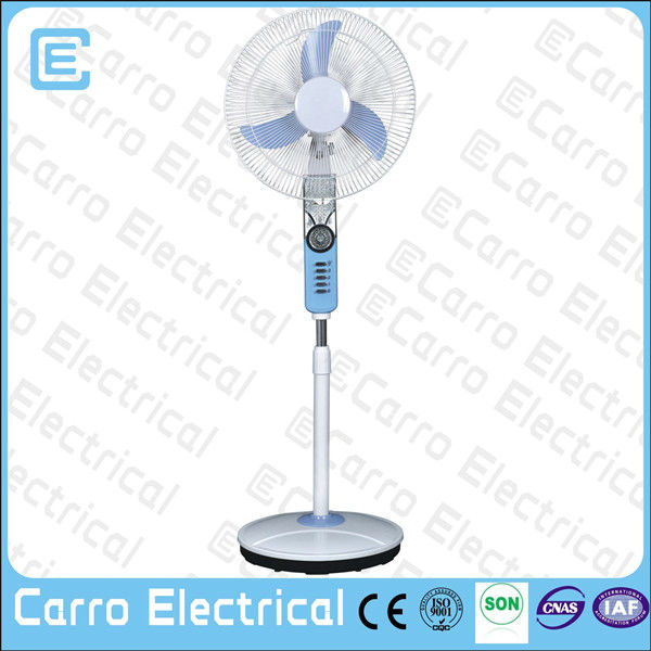 low price solar powered electric fan DC-12V16H