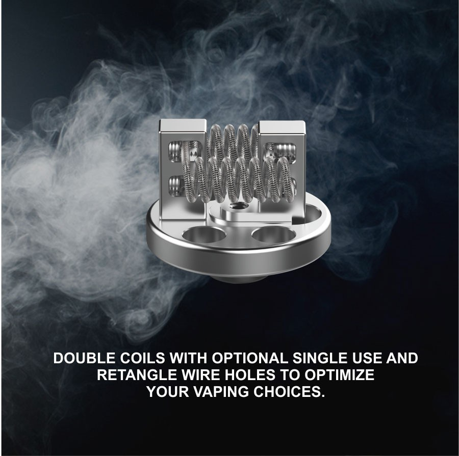 new products 2016 innovative product VPARK Submarine 510 drip tip velocity rda rdta atomizer tank