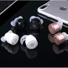Binaural Bluetooth Headphones Wireless Earphone S08