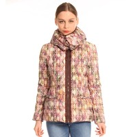 Best Quality Professional Winter Down Mature Women Jacket