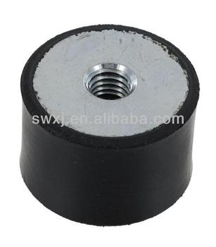 Vibration Isolation Threaded Rubber Mount