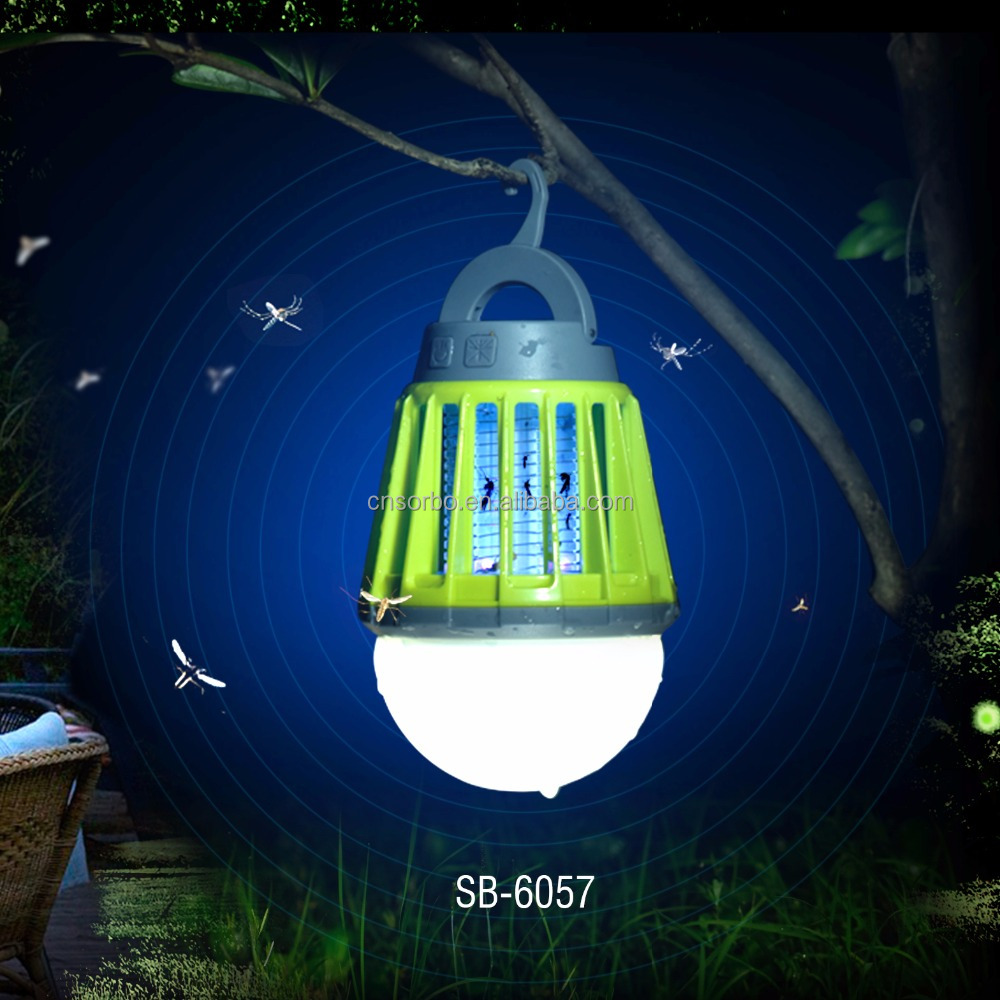 Eco-Friendly Feature and Mosquitoes Pest Type children protect LED lamp electric insect killer 1600v bug zapper