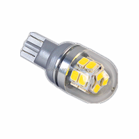 T16 Led Car Lighting 15SMD Reversing bulbs high-power lamps