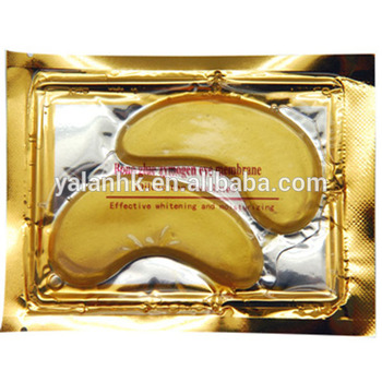 Beauty Collagen Gold Anti-Wrinkle Eye Sheet Mask