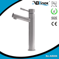 High quality Bathroom 304 316 Stainless steel waterfall wash basin faucet Hot and Cold Mixer Water taps