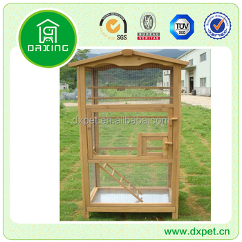DXBC006 Natural wholesale wooden pigeon/bird house