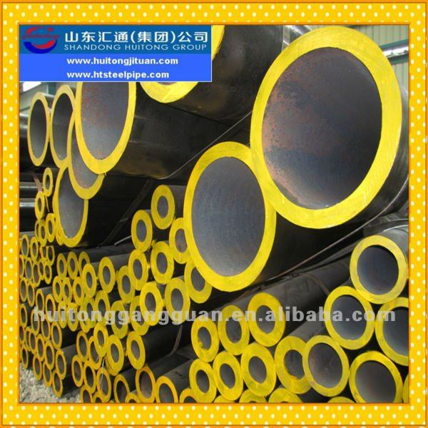 OD 25mm to 356mm Hot Finishing And Cold Drawing Seamless Carbon Steel Pipe Price From Huitong Group