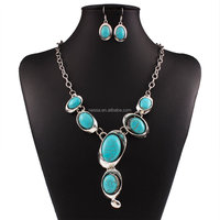fashion wholesale jewelry set in latest design NS-N3802
