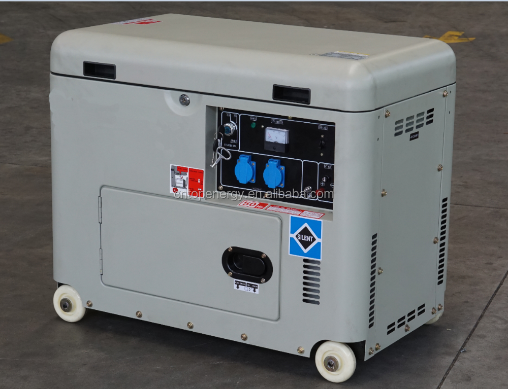 5kva silent diesel generator price, portable power mini generator, honda portable power generator