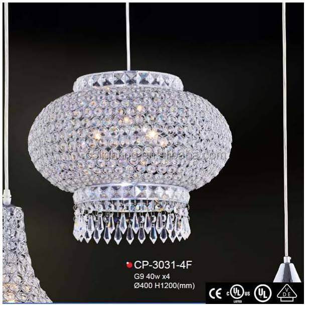 Hanging Lamp For Decoration 2013 New Modern Round Ball Led Chandelier Manufact