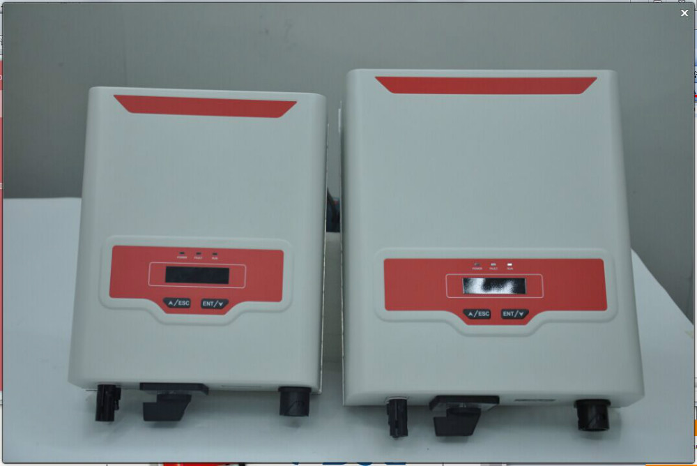 Solar and diesel hybrid power system inverter transformer type,pure sine inverter for solar energy system