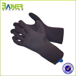 Hands protective sports training neoprene fishing gloves