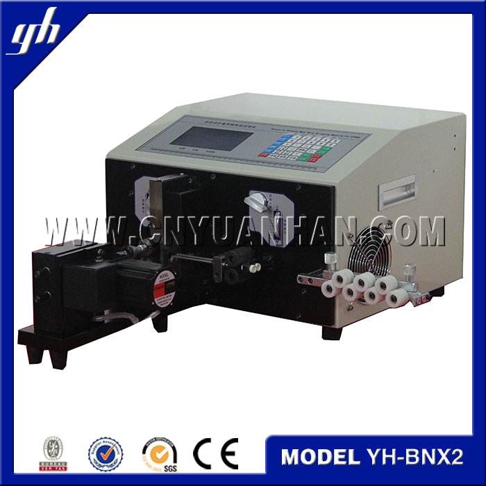 YH-BNX2 Automatic Cable Wire Twisting Machine
