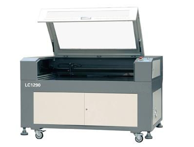 G.weike large format tailoring laser cutting machine LC1290 for sale