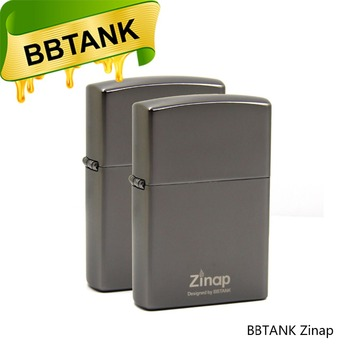510 Atomizer 0.5ml CBD vape pen BBtank Zinap with 410mAh battery