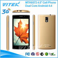 4.5 inch Android 4.4 MTK 6572 -A9 Dual Core Smart Phone