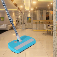 rotary brush cordless sweeper