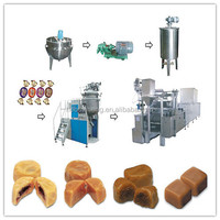 High Quality Hard/Soft/Toffee Candy&Lollipop Making Machine