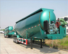 Top Quality New Bulk Cement Tank Semi-Trailer Made In China