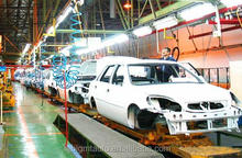 Car Assembly plant (Joint Venture company)