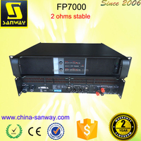 FP7000 Preamp Stereo Power Audio Dj Amplifier