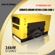 diesel generator set 15kv for the new design