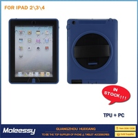 dustproof high-end for ipad 2/3/4 wood case new products