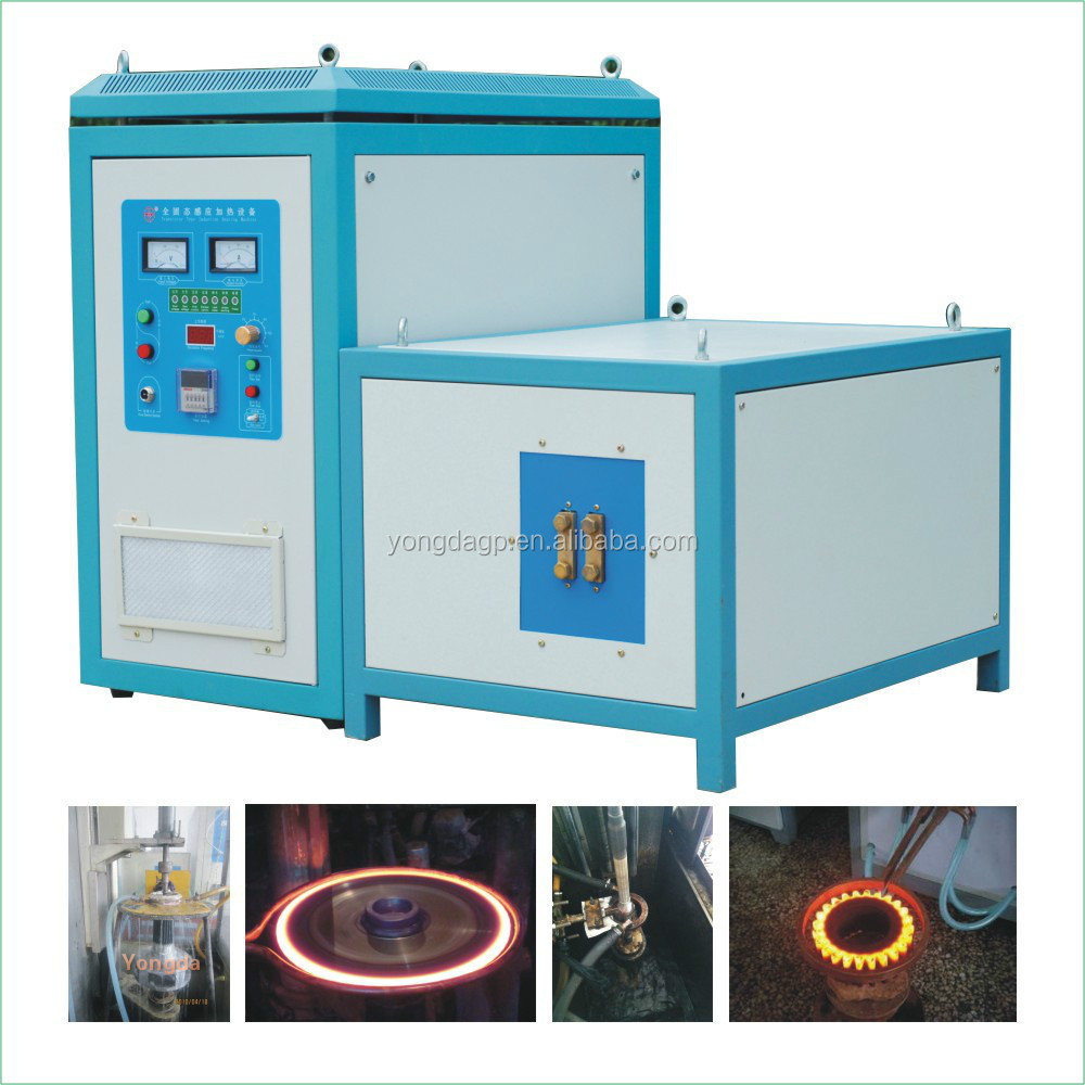 China made hot sell induction bearing quenching machine