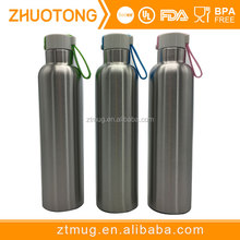 Double Wall Vacuum Insulated Stainless Steel Sports Water Bottles/thermo vacuum flask,700ml metal thermo bottle