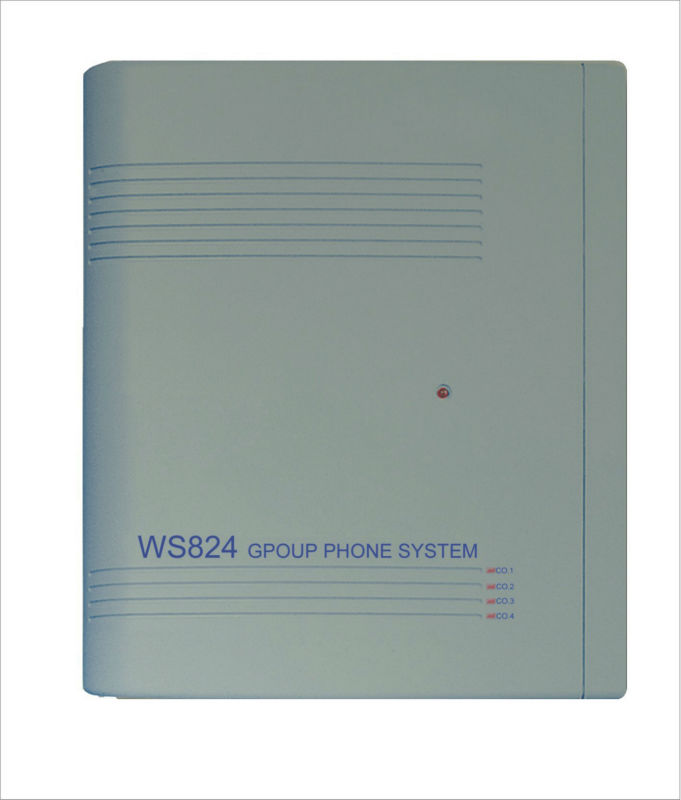 China factory PBX model/intercom pbx system
